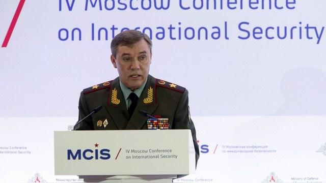 Украина назвала главу Генштаба РФ главным идеологом конфликта в Донбассе