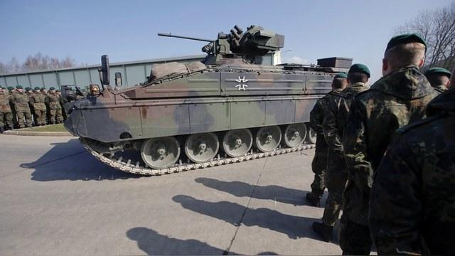 Contra Magazin: НАТО использует немецких солдат для устрашения России