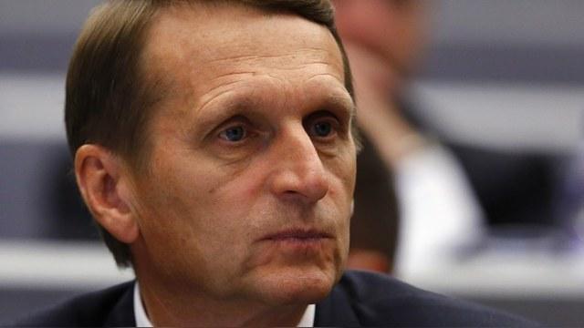 Нарышкин пообещал США трибунал за сфабрикованную версию крушения Boeing