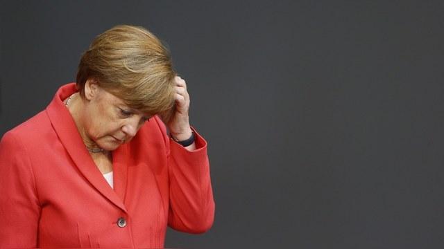 WSJ: Меркель прекратила «воевать» с Путиным, чтобы не отпугнуть избирателей