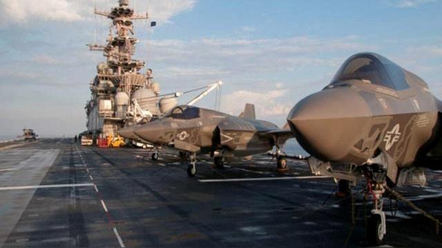 Press TV: «Летающий компьютер» США проиграет воздушный бой России и Китаю