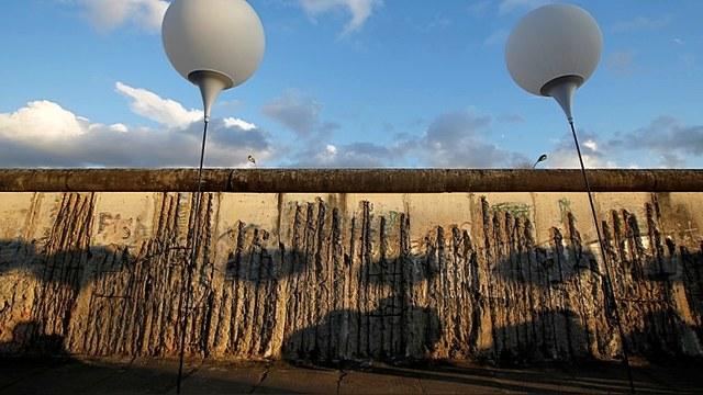 Берлинская стена станет украшением американской дипломатии