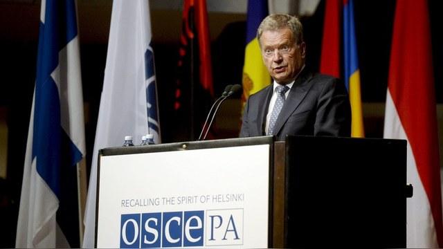 Финский президент: Аландским островам нечего бояться «зеленых человечков»