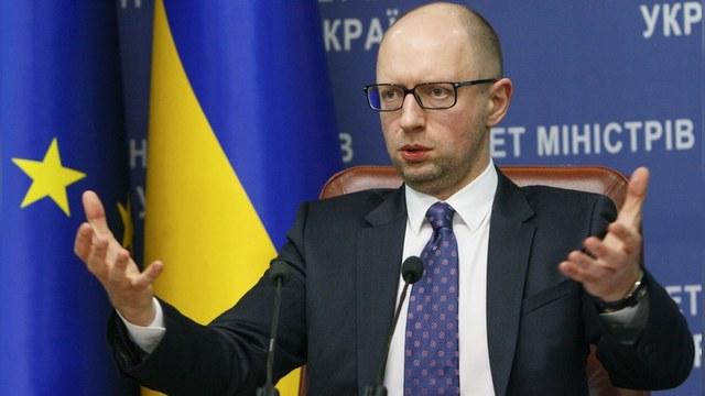 Яценюк призвал украинцев утеплять дома в кредит