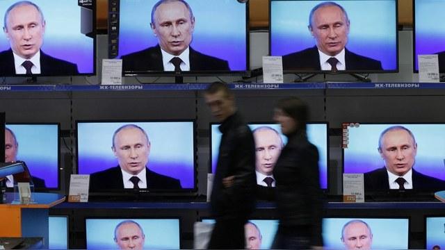 Tagesspiegel: США учат прибалтийских журналистов бороться с кремлевским пиаром
