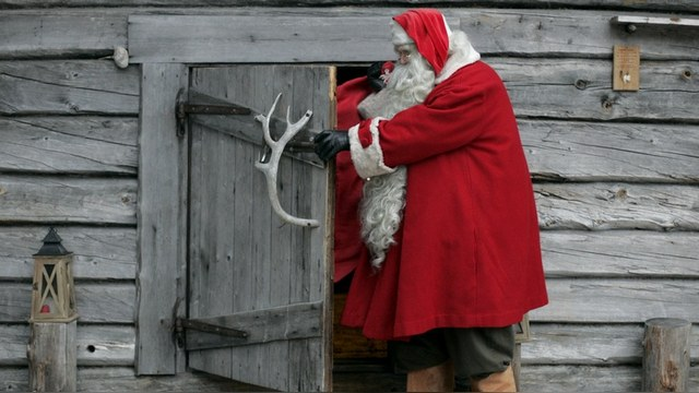 Без туристов из России финский Дед Мороз оказался на грани банкротства