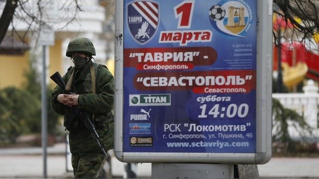 Чей он, футбольный Крым?