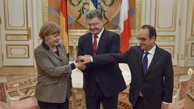 Contra Magazin: «Нормандская тройка» встретится без Путина