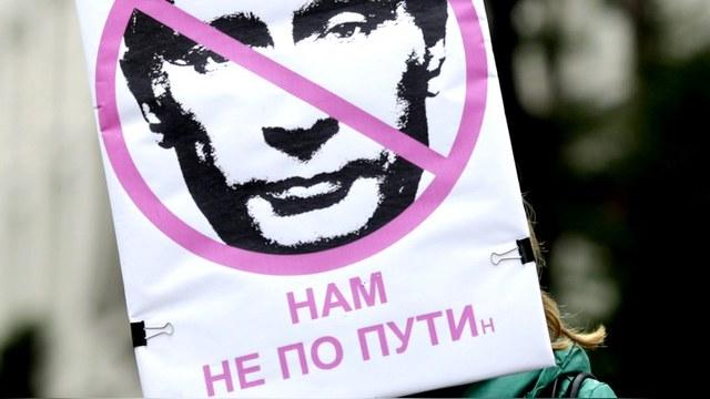 Neue Zürcher Zeitung: Пока Путин не уйдет, жизнь в России не наладится