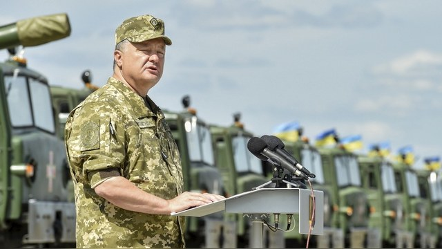 CounterPunch: Порошенко строит новые наполеоновские планы против Донбасса