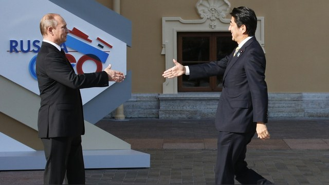 Yomiuri Shimbun: Разговора о Курилах по существу от Путина не дождешься