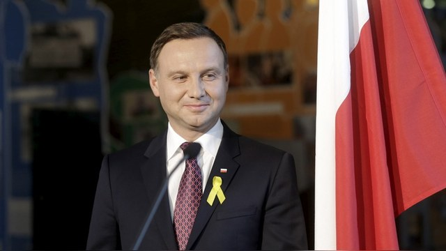 Президент Польши призвал взять Украину в Европу вместе с Крымом