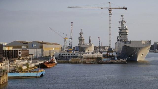 Times: «Севастополь» и «Владивосток» помогут Египту бороться с исламистами
