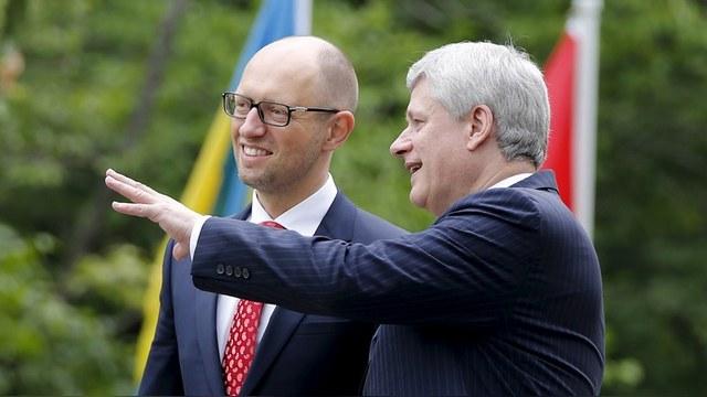 Globe and Mail: Украину спасут западные миротворцы и прощенные долги