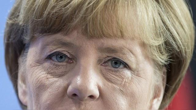 Меркель: Нужно добиться политических условий для снятия санкций с России