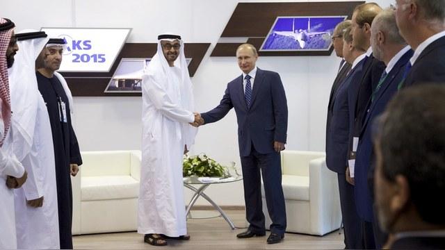 Huffington Post: Отношения с Россией для арабских стран важнее неприязни к Ирану