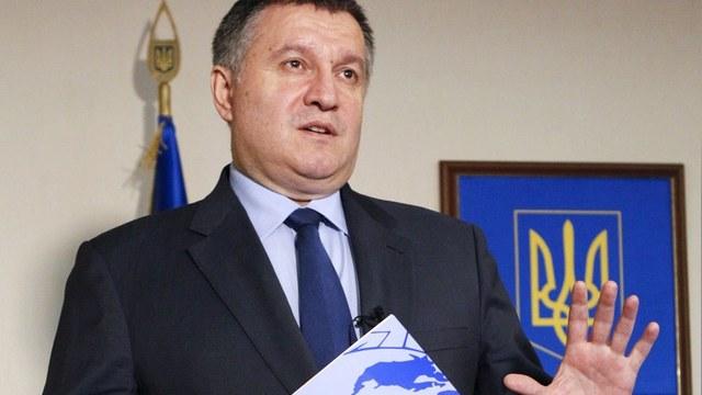МВД Украины: В Одессе арестовали Путина
