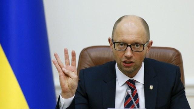OP: Стараниями Яценюка кредиторы крепко подумают, а давать ли Киеву деньги