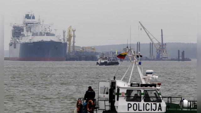 Walla!News: Супертанкер с израильским газом спасет Литву от «Газпрома»