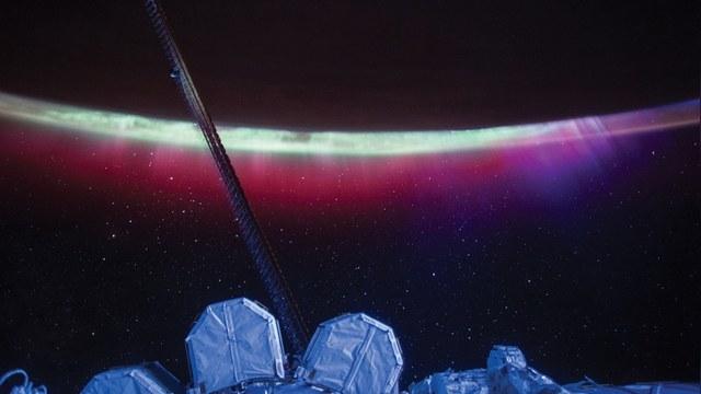 Guardian: Жители Лондона увидят космос глазами Алексея Леонова