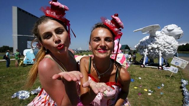 Independent: Пара стопок водки – и Москва уже дружелюбная
