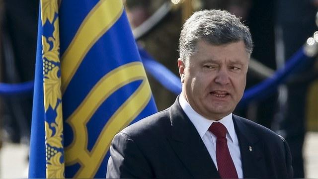 Порошенко призвал мир преподать России «урок Второй мировой»