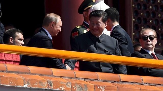 Sankei Shimbun: Путин встал на сторону Китая в своих взглядах на историю