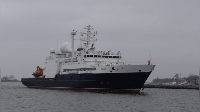 WFB: «Янтарь» у берегов США не радует американских военных