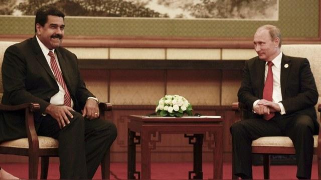 El Universal: Путин и Мадуро договорились о новой цене на нефть