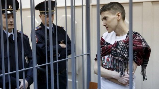Слушания по делу Савченко возобновятся 15 сентября