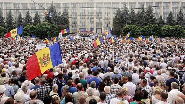 Протесты в Молдавии: до победного конца?