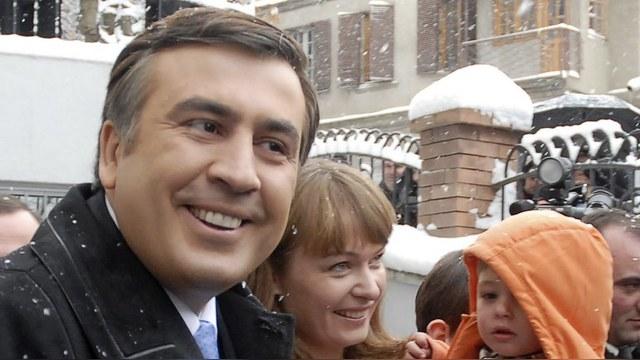 Украинцы попросили назначить Саакашвили премьер-министром