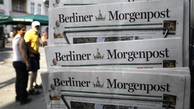 Антироссийская пропаганда ударила по имиджу и карману немецких СМИ