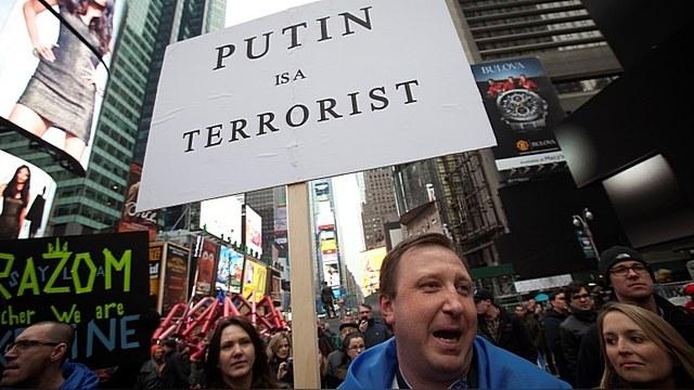 Глава Femen: Россия устроит мрачную осень в Совбезе ООН