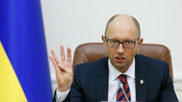 Яценюк посчитал убытки Украины от «Северного потока - 2»
