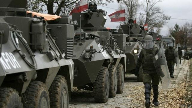 Kurier: Из нейтральной страны Австрия превратилась в «главную трассу» НАТО