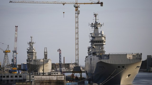 Le Monde: Французам за «Мистрали» еще платить и платить