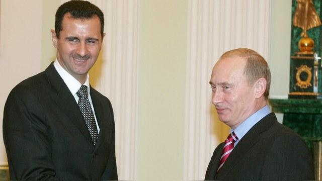 Consortiumnews: Путин защищает Асада вопреки нападкам «диванных войск» США