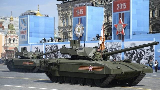 National Interest: Лучший танк мира не сможет пробить «Армату»