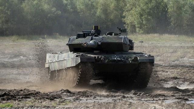 Focus: У немецких «Леопардов» нет шансов против российских танков
