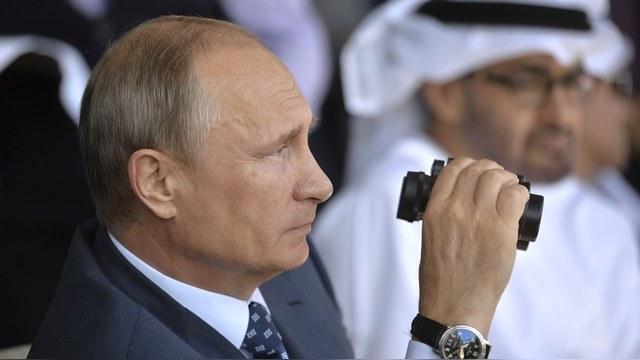 Le Temps: Сирийский план Путина - объединить всех и стать героем
