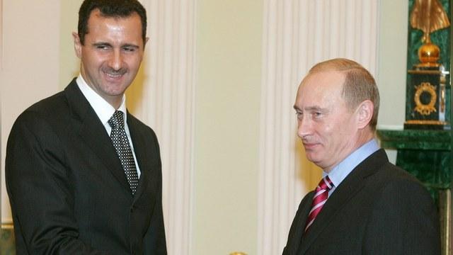 Guardian: Путин кормит Запад иллюзиями о пользе «головореза Асада»