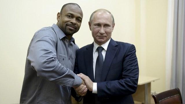 Süddeutsche Zeitung: Из западных звезд с Путиным дружат только «гопники»