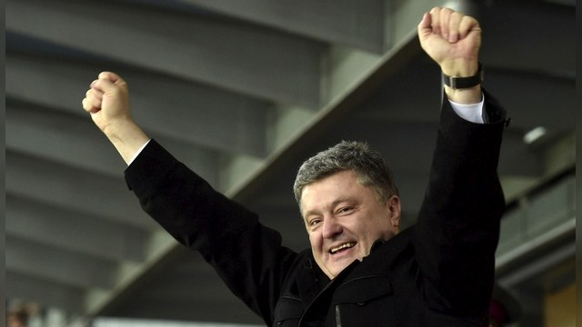 Порошенко: Украинский гений меняет нашу страну и остальной мир