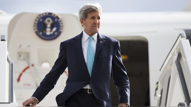 Керри пообещал не торопить Кремль с отставкой Асада