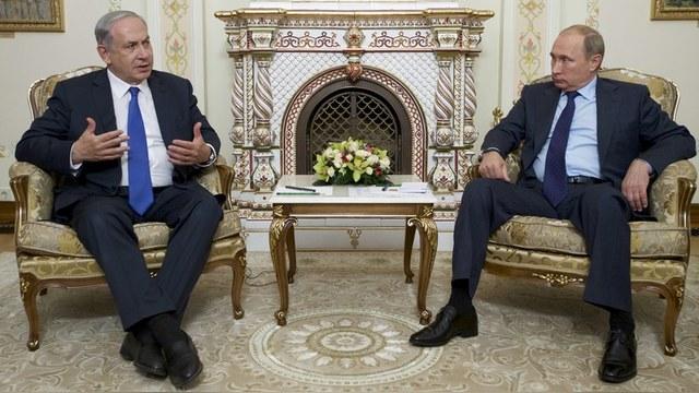 Israel HaYom: Нетаньяху приехал в Москву определять будущее Сирии
