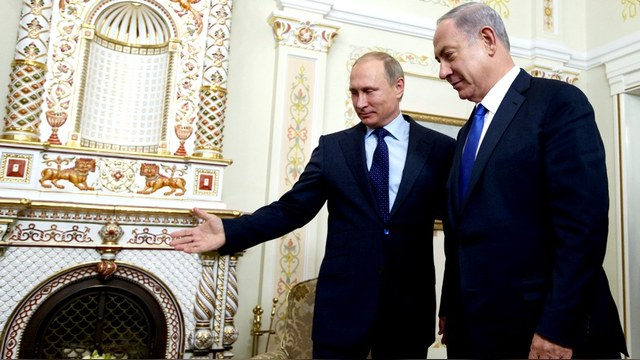 France 24: Россия и Израиль вынуждены работать вместе, хотя они и не союзники