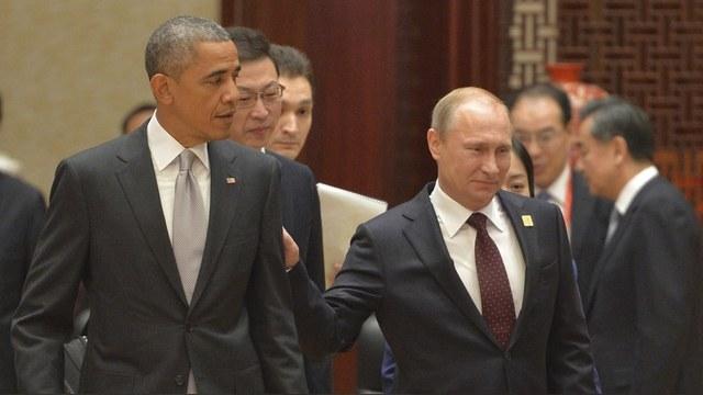 NI: Обама должен встретиться с Путиным, чтобы успокоить Россию