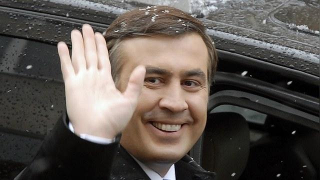 Times: Беззубые грузины пожелали удачи «Улыбающейся Одессе» Саакашвили