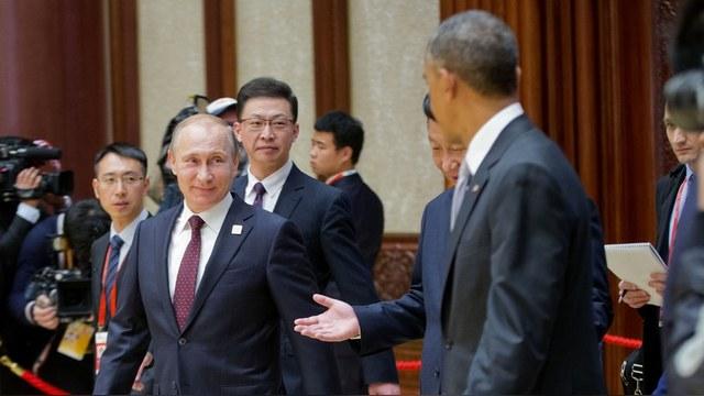 SD: Путин нащупал в Сирии болевые точки Обамы